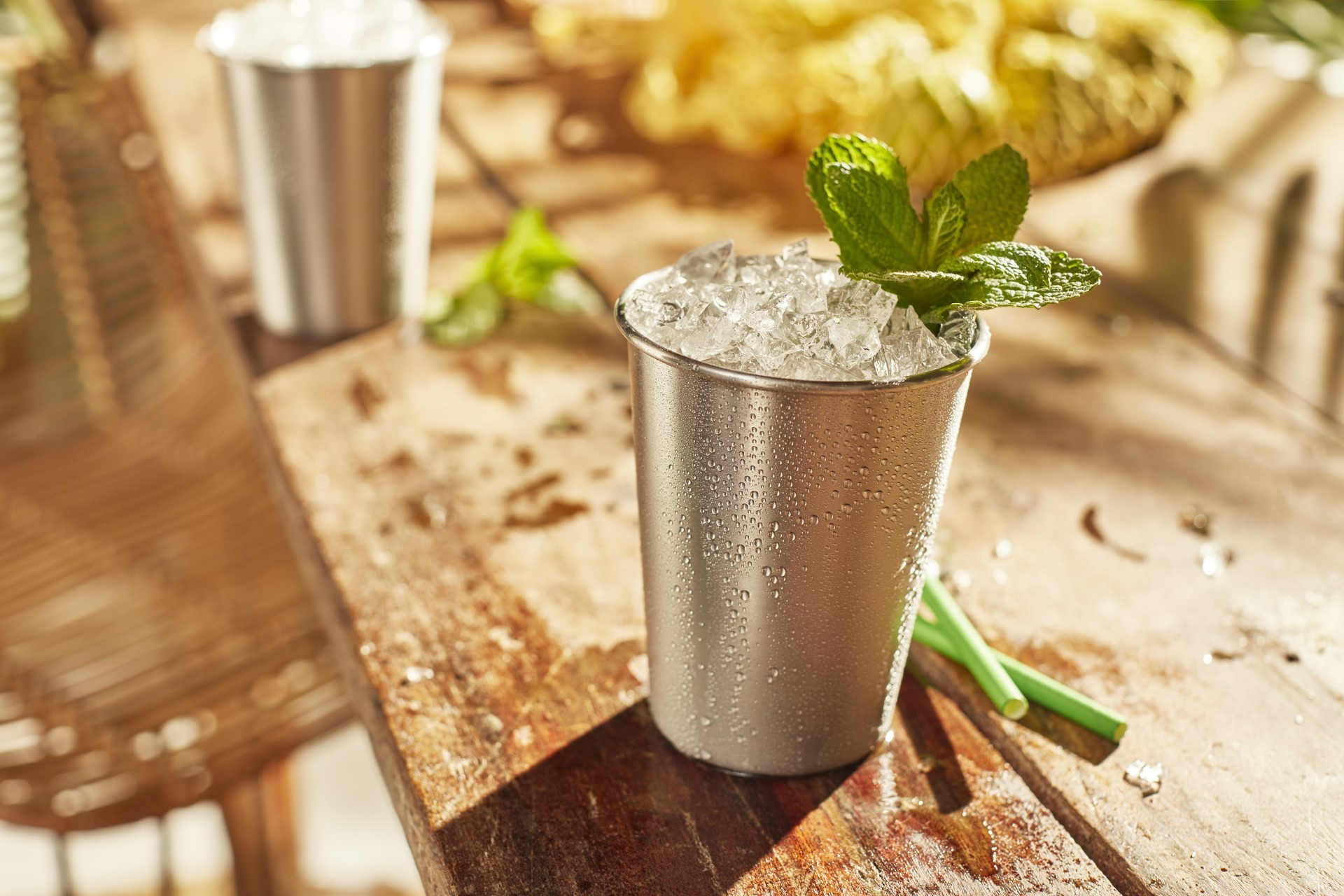 Ballantine's Finest Spiced Julep Drink