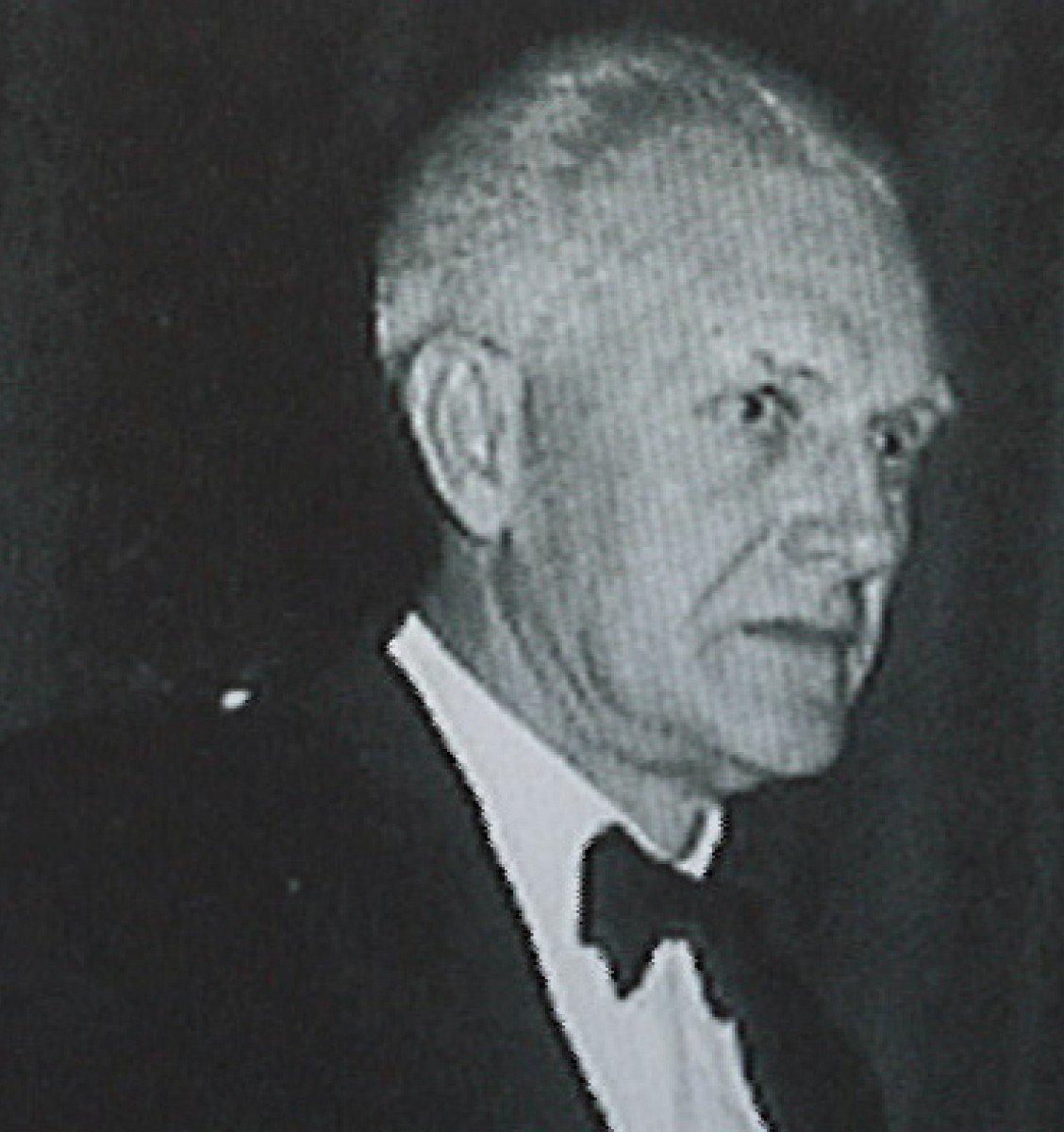 Ballantine's Blender George Robertson