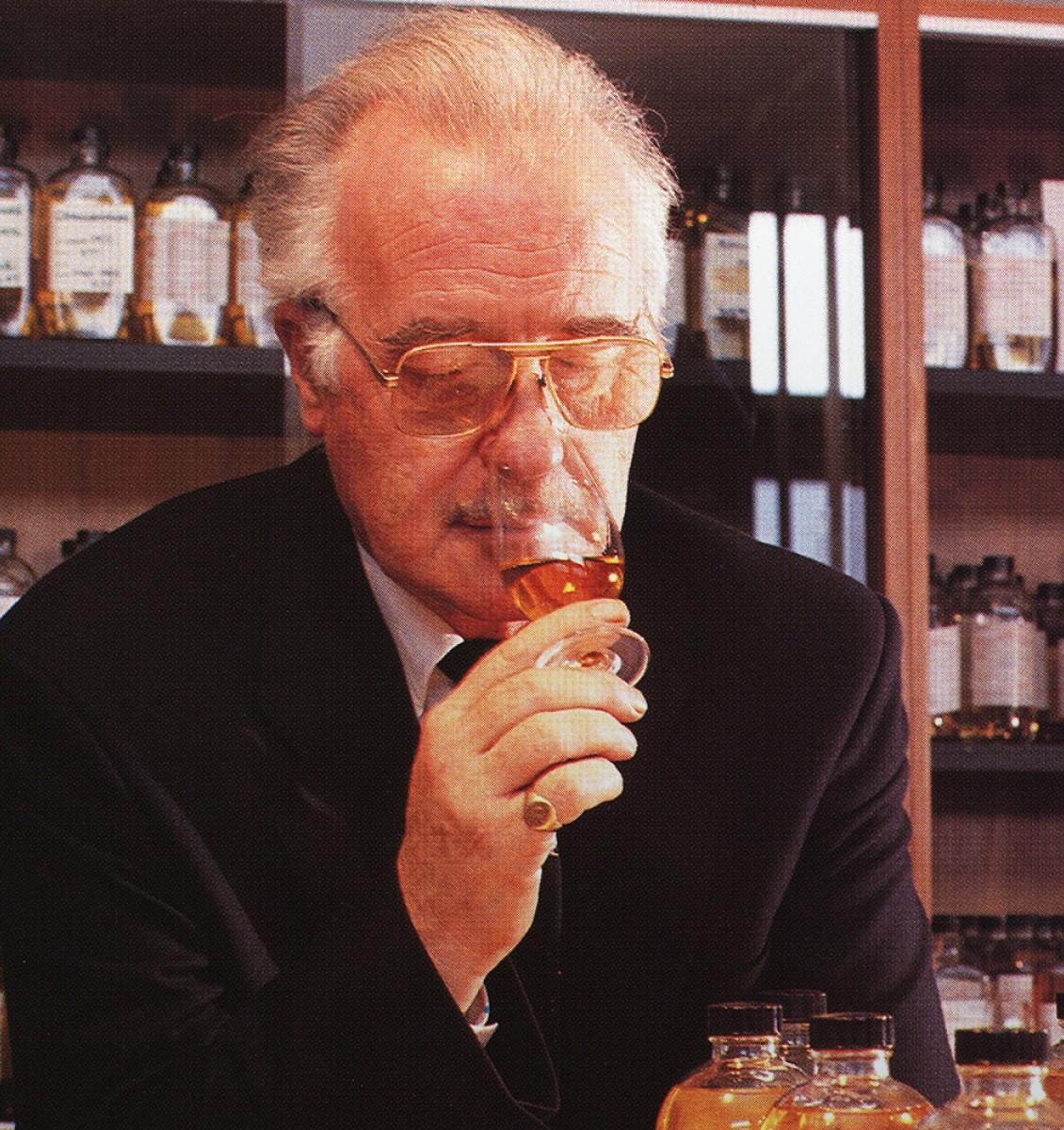 Ballantine's Master Blender Jack Goudy