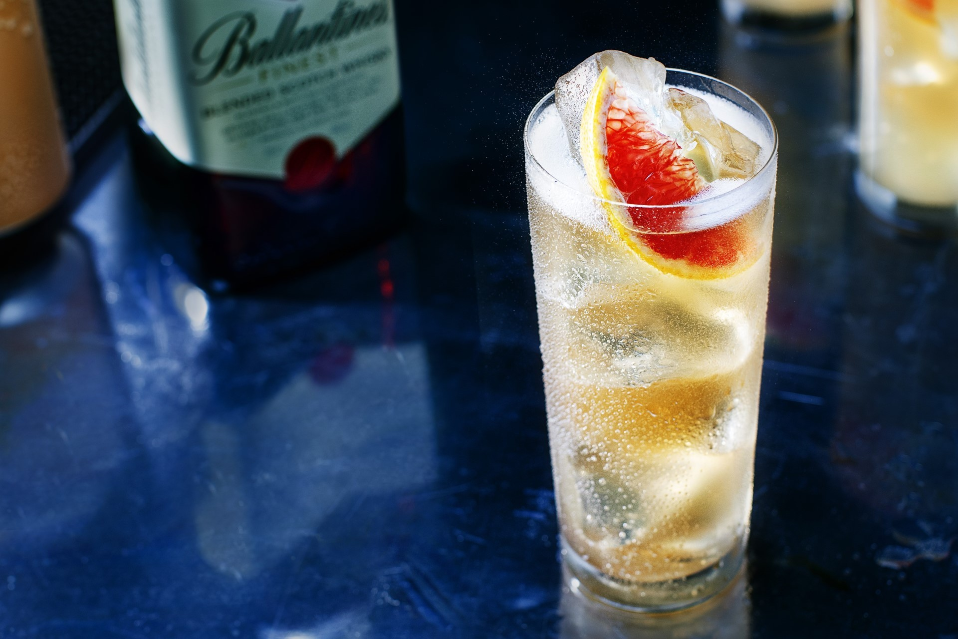 Ballantine's Finest Grapefruit Drink