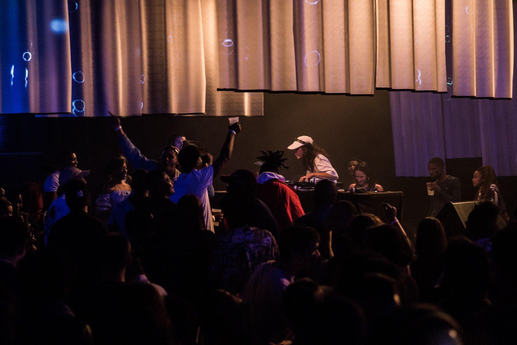 K-$ DJ Set Boiler Room x Ballantines True Music Africa