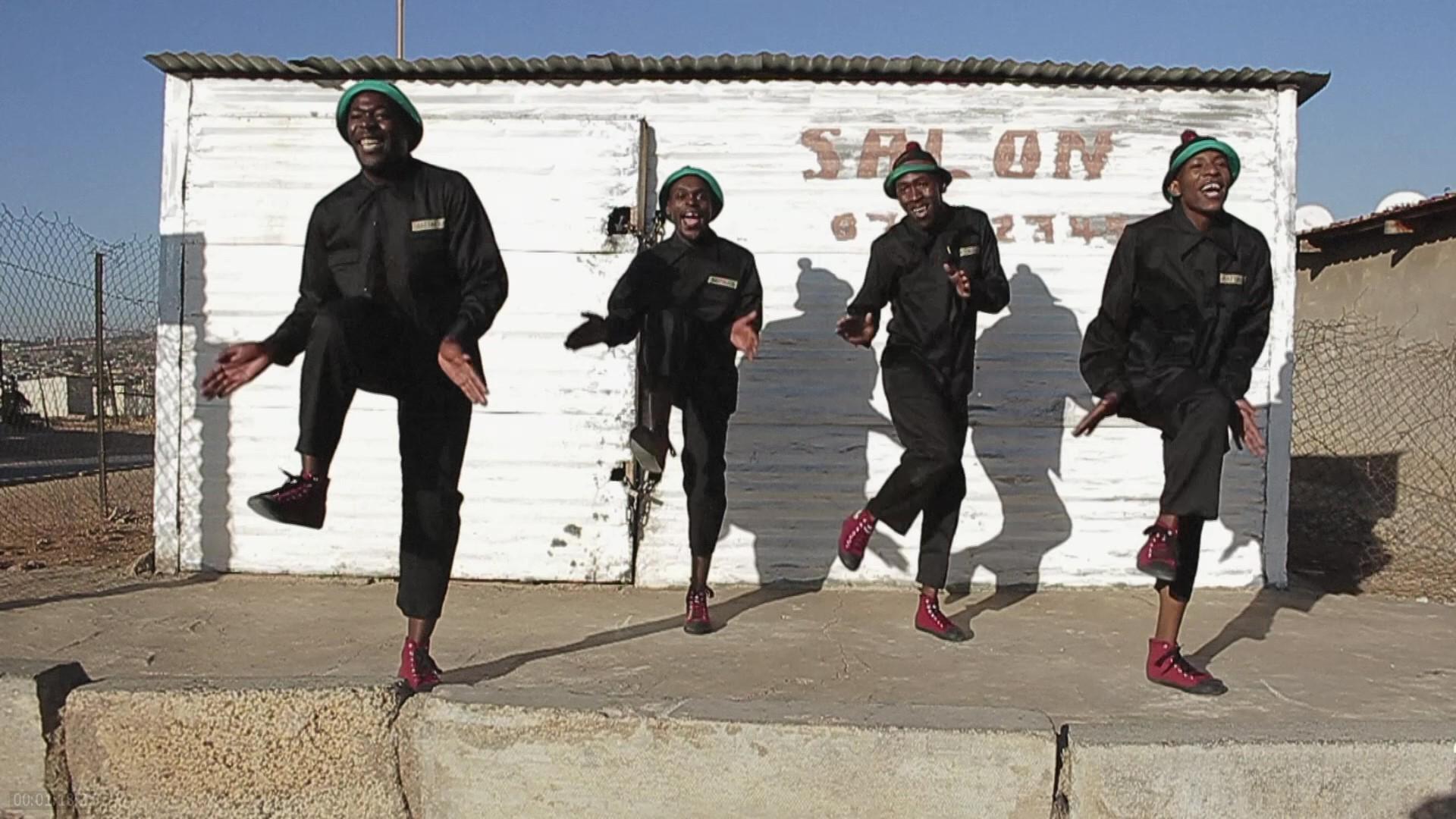I.D.A Ballantines Dancers