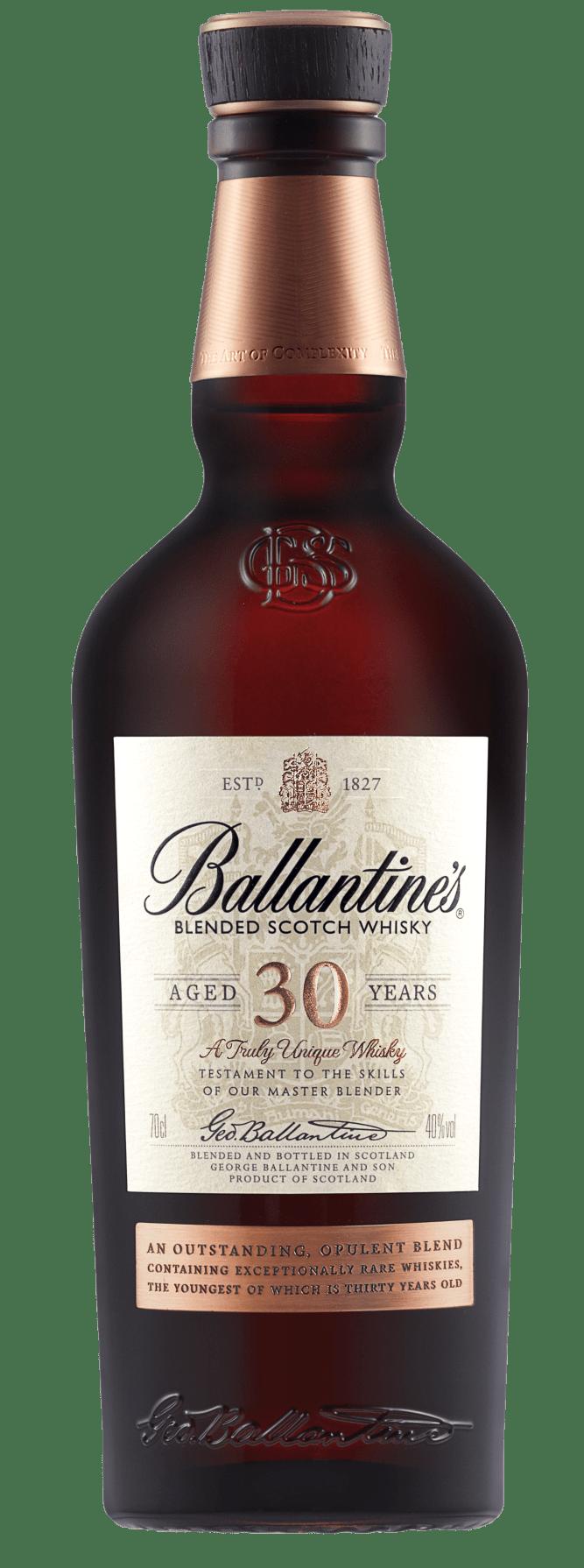 ballantines 30 year old 2