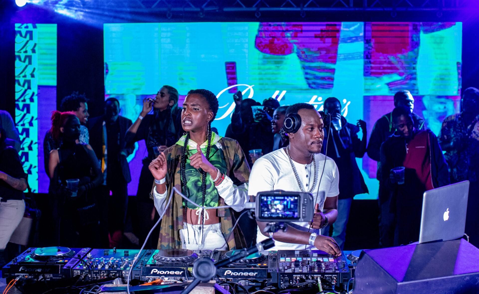 DJ Tryce at Boiler Room x Ballantine's Nairobi