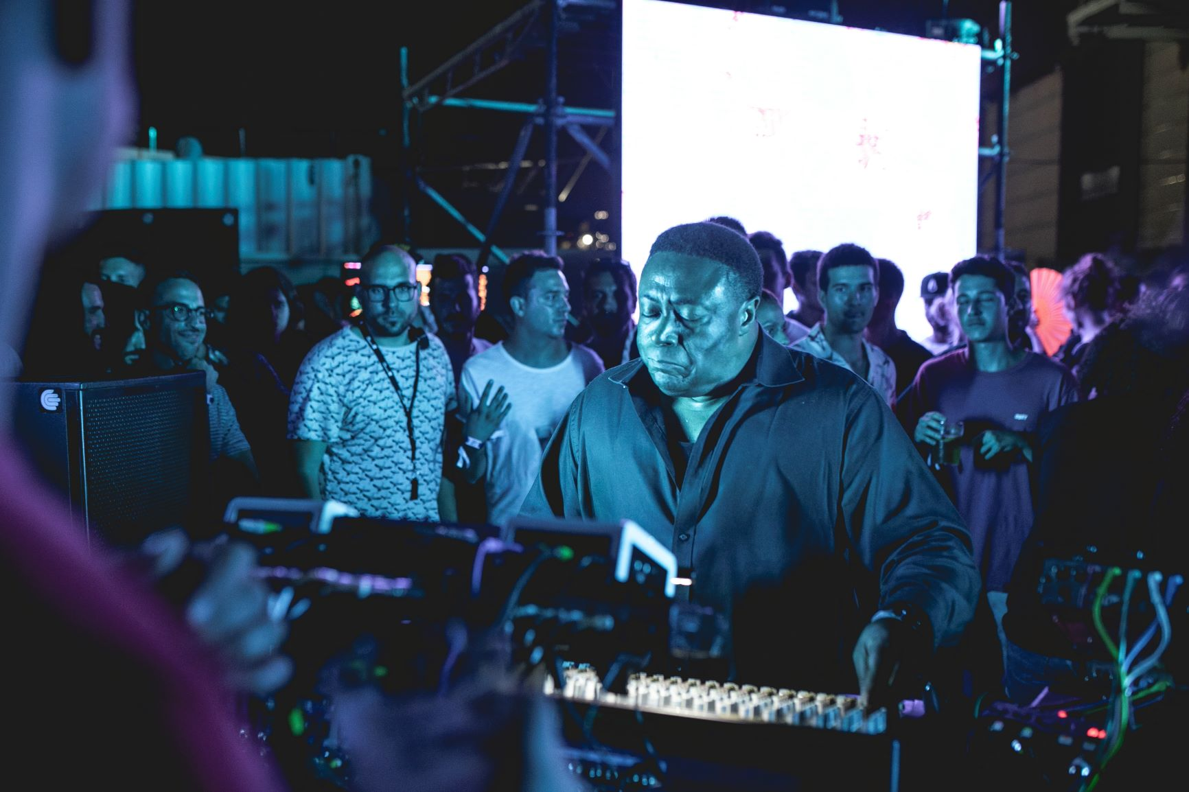Octave One Boiler Room Ballantines Hybrid Sounds Valencia