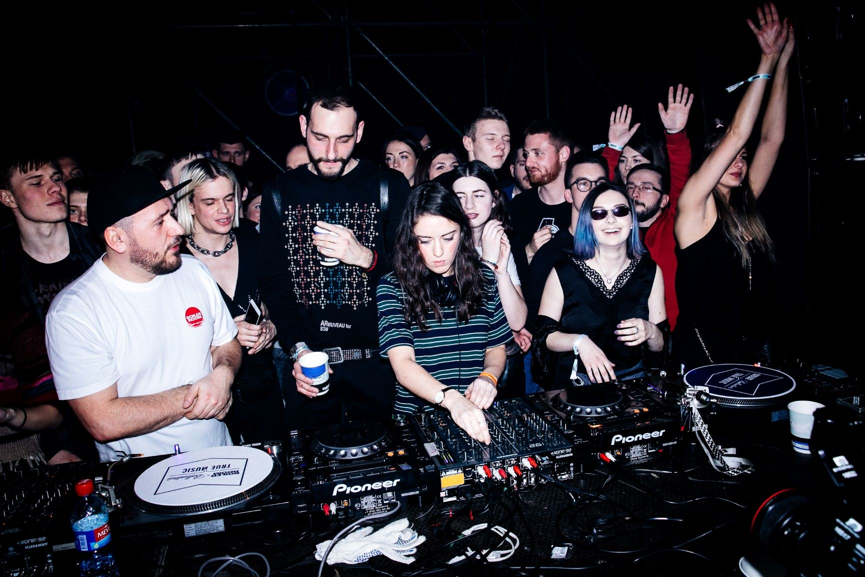 Ballantines Boiler Room True Music Hybrid Sounds Russia Orla