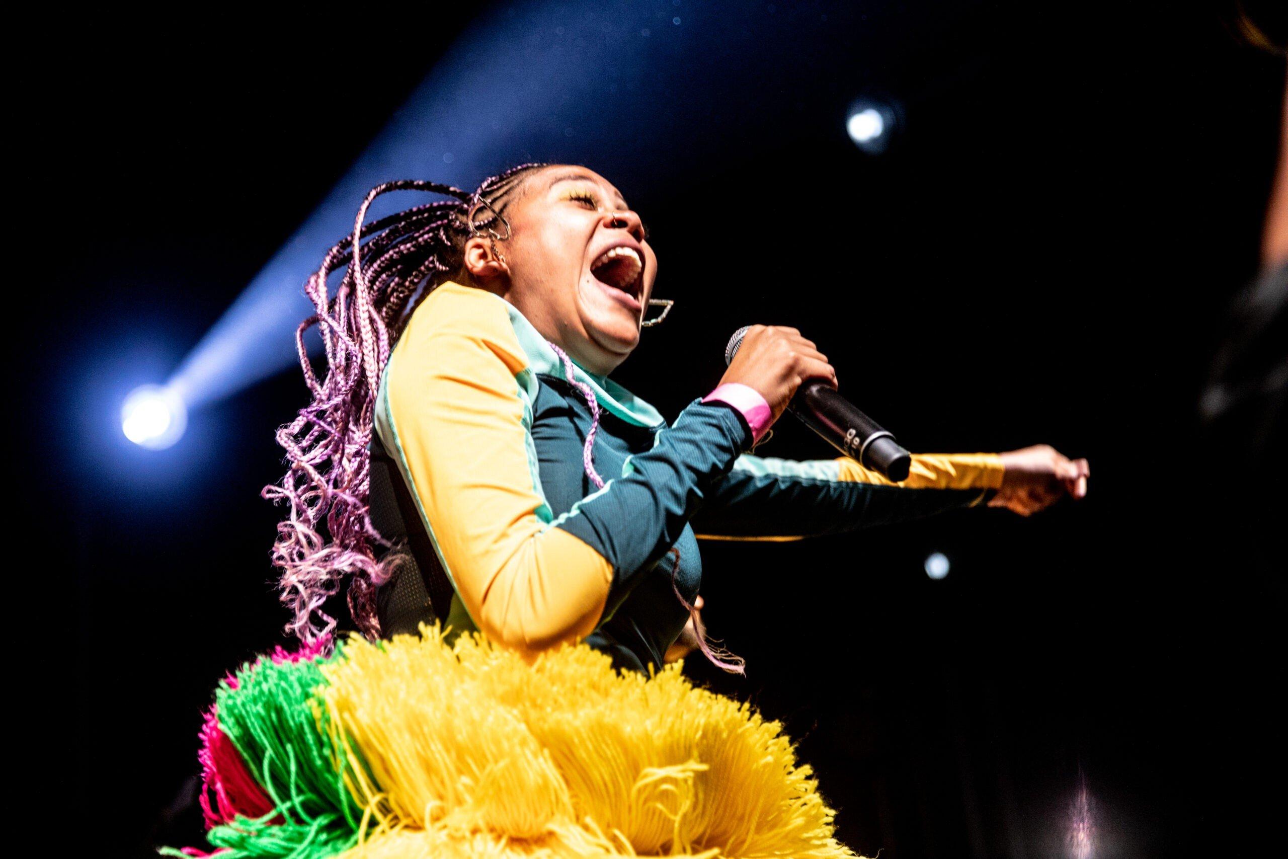 Sho Madjozi Ballantines True Music Johannesburg