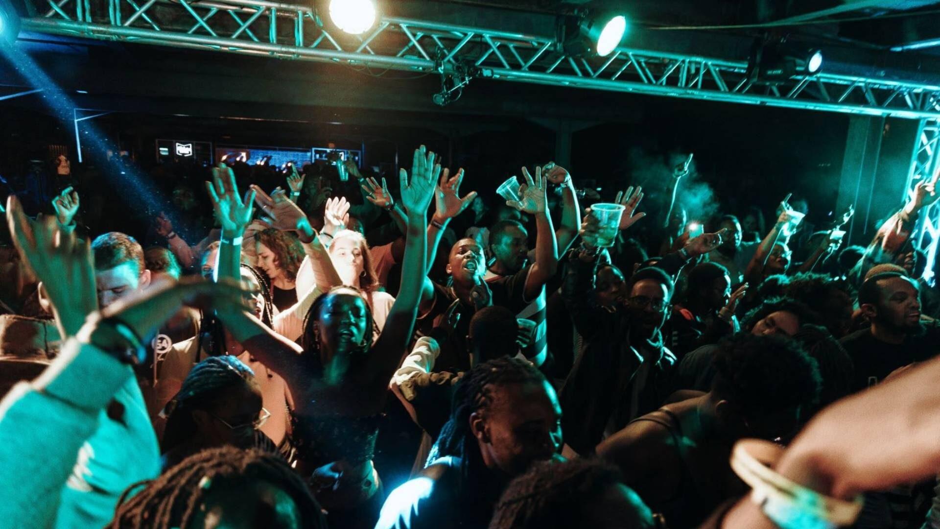 Boiler room Ballantine's true music nairobi