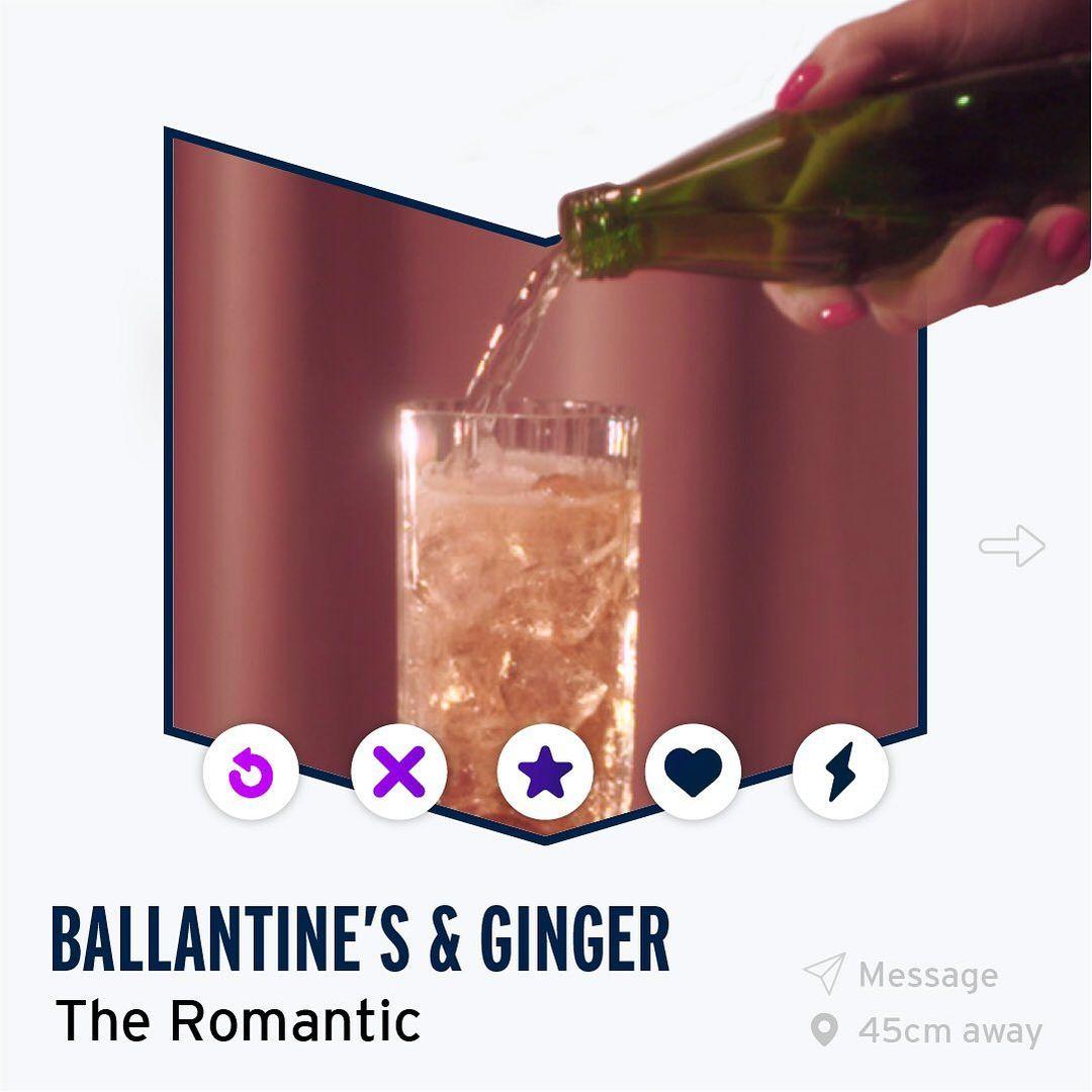 ballantines ginger