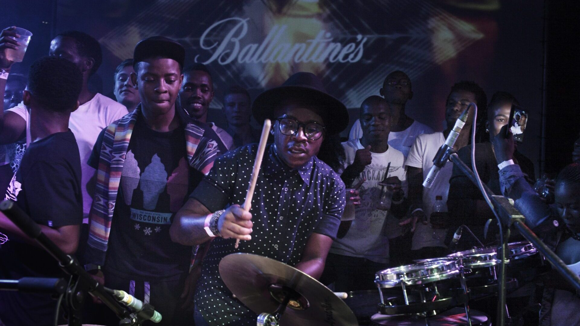 ballantines boiler room true music africa douala scaled new
