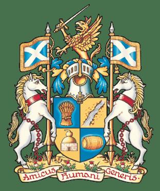 ballantines scotch whisky crest