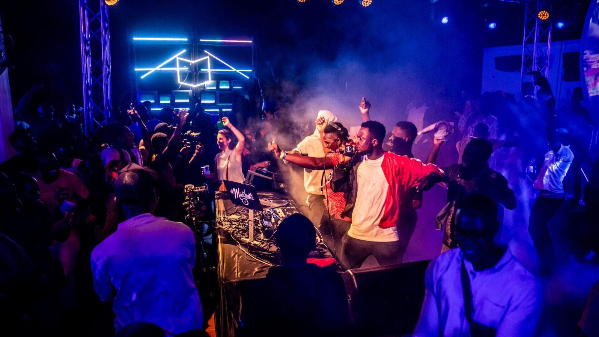 ballantines boiler room true music africa ghana 2